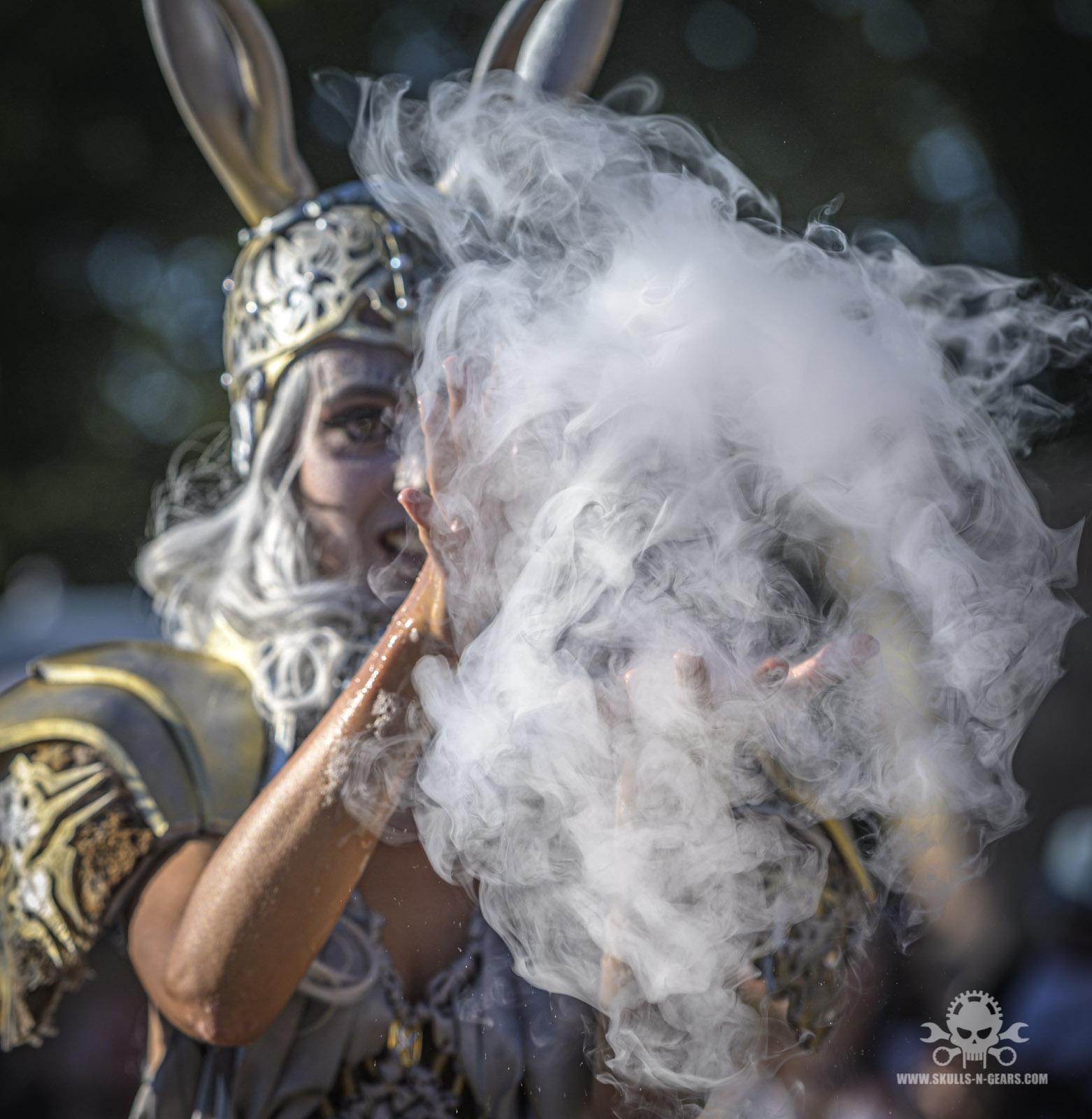 Feuertanz Festival 2019 - Seifenblasen-4