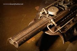 Steampunk Armschiene