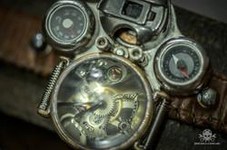 Steampunk Uhr [010030012] -30