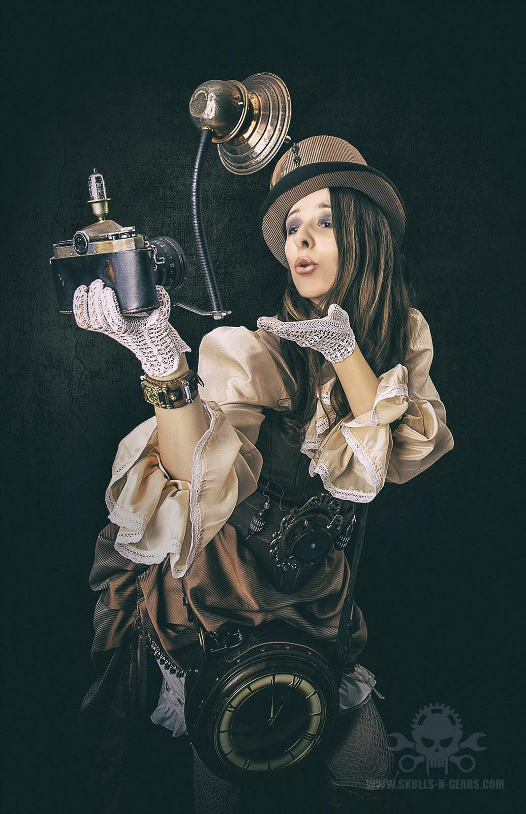 Steampunk Kleidung