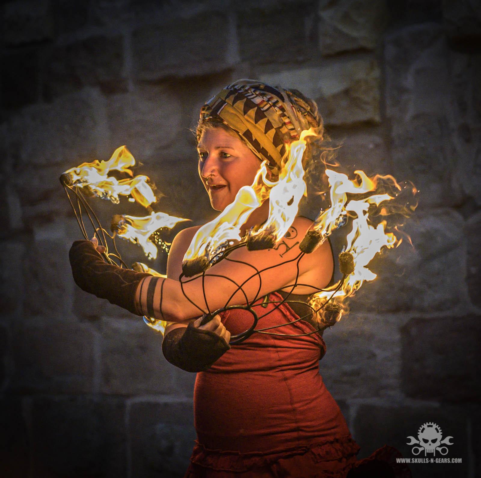 Feuertanz Festival 2019 - Feuershow-1208