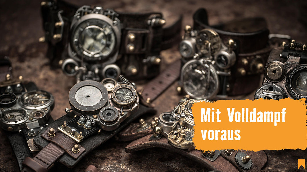 Skulls n Gears - Steampunk bei Hornbach