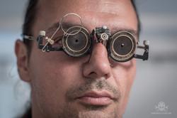 Steampunk Brille [020030042]