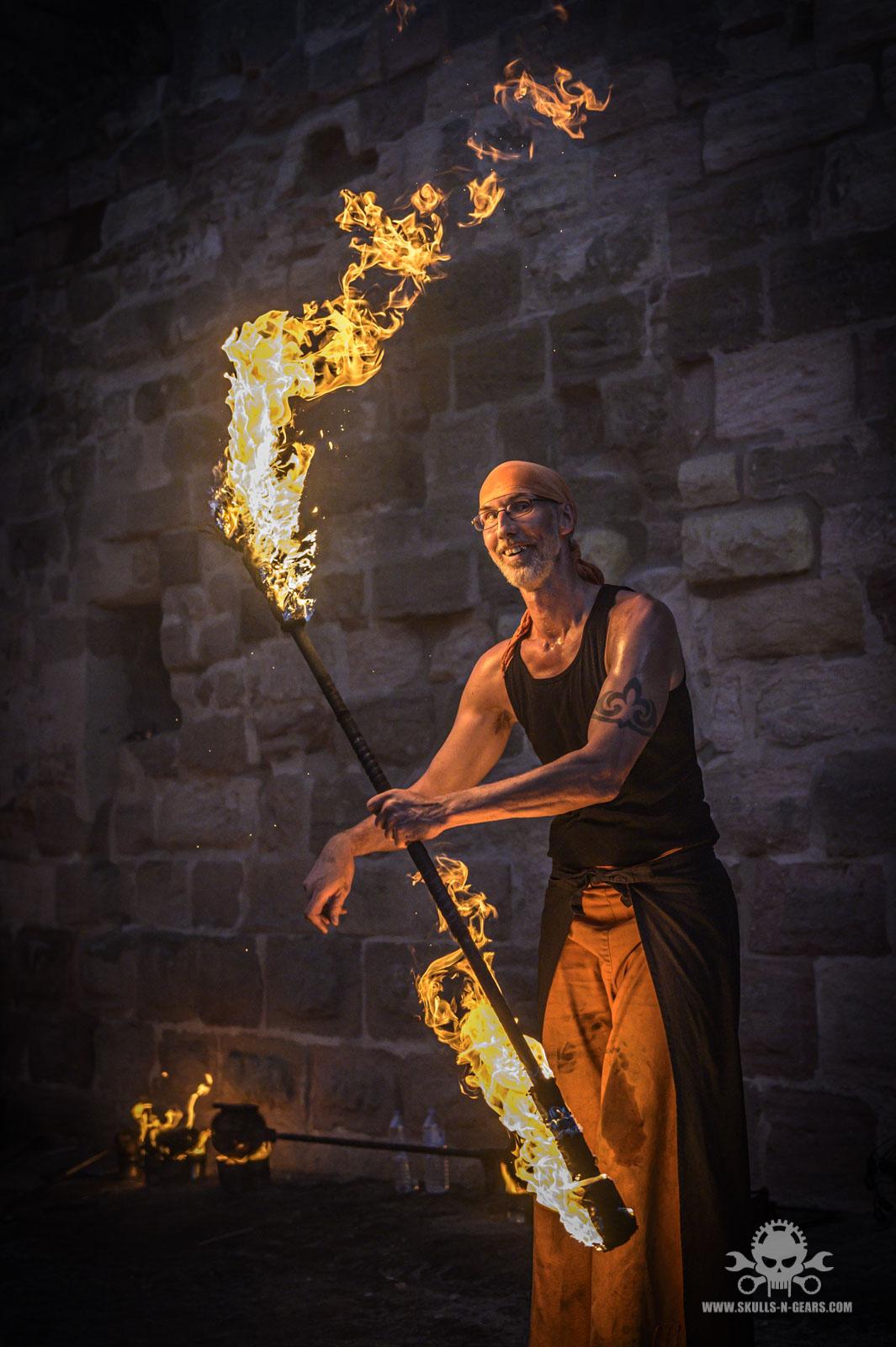 Feuertanz Festival 2019 - Feuershow-1170