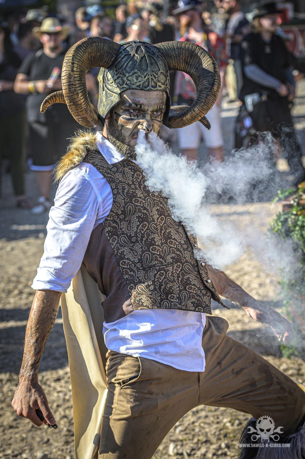 Feuertanz Festival 2019 - Seifenblasen-3