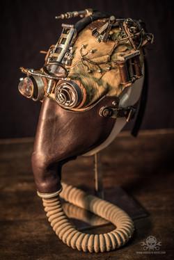 Steampunk Maske-11