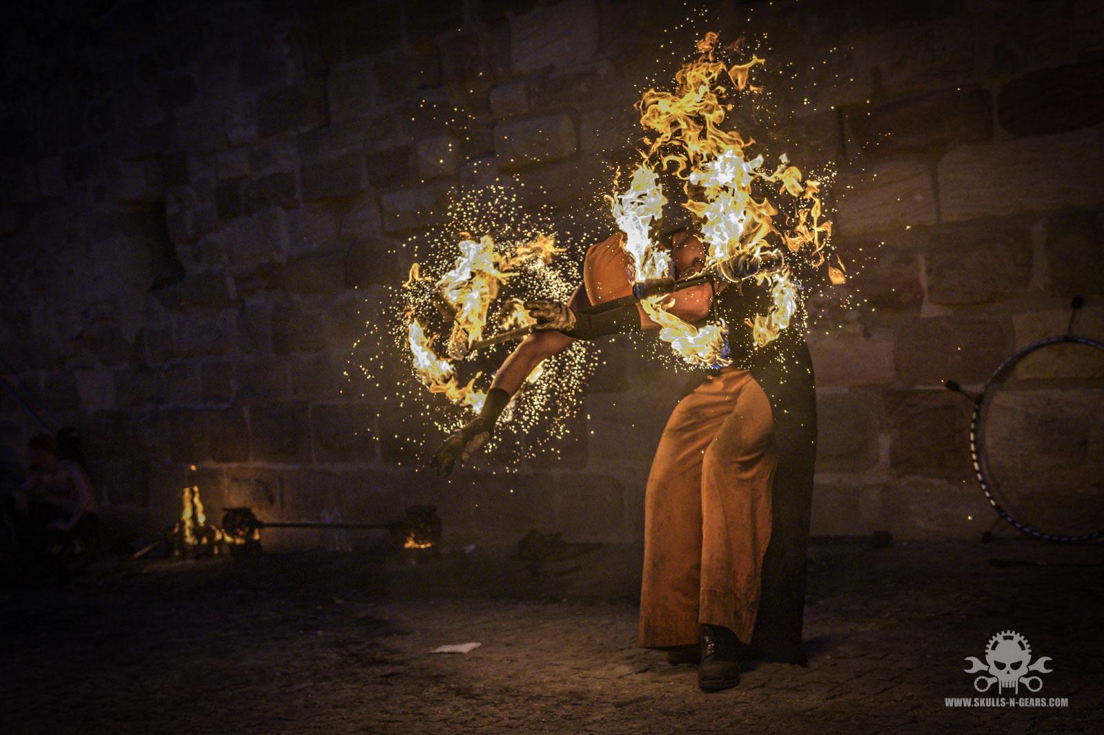 Feuertanz Festival 2019 - Feuershow-1258