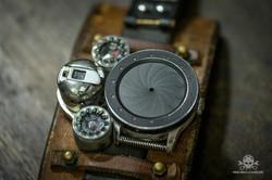 Steampunk Uhr [010030015] -10