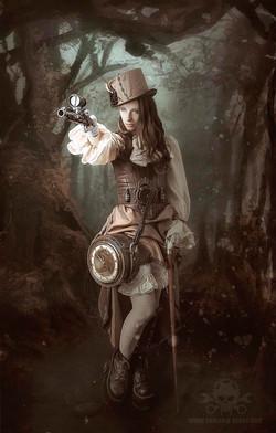 steampunk clothing
