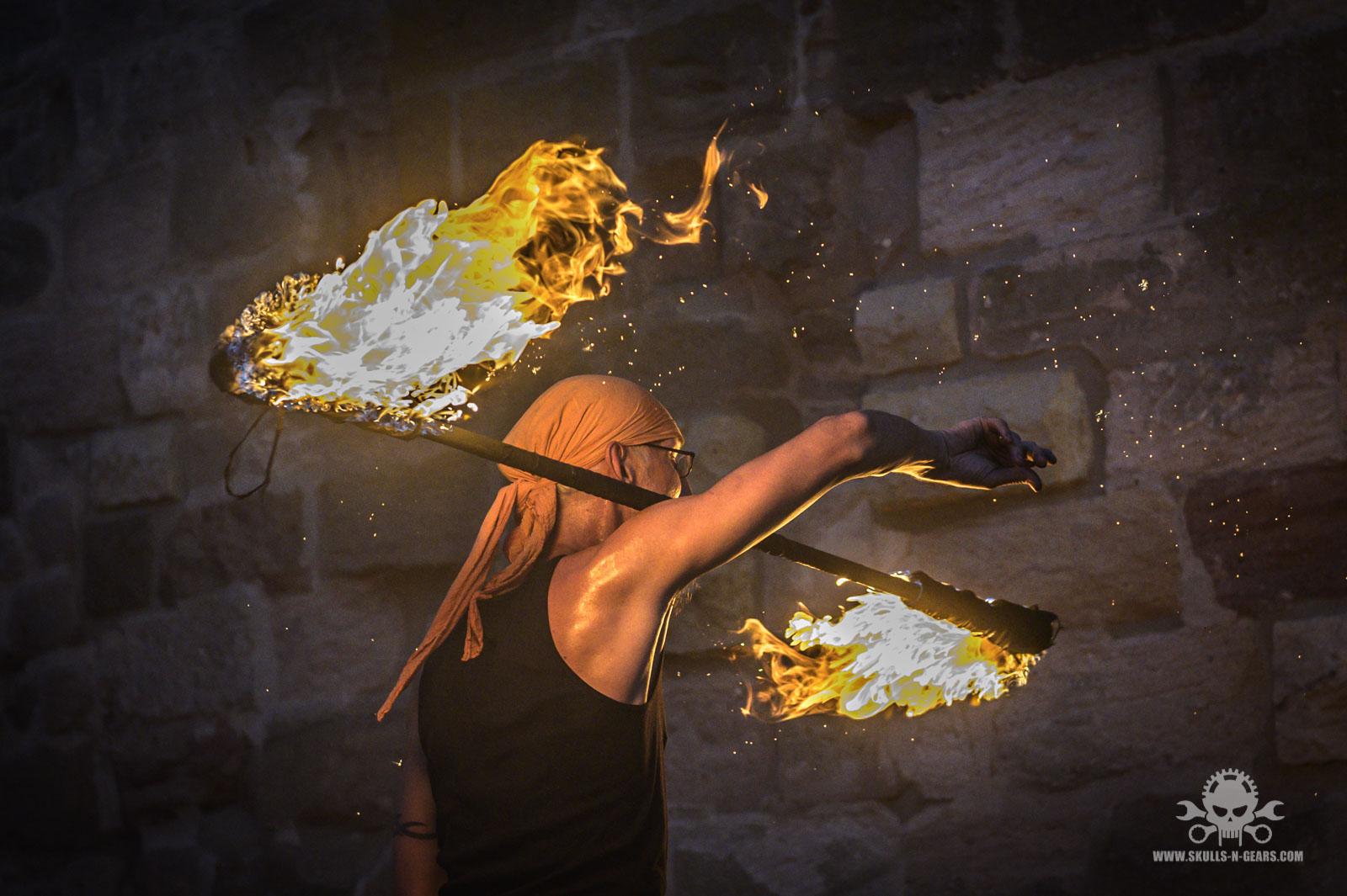 Feuertanz Festival 2019 - Feuershow-1177