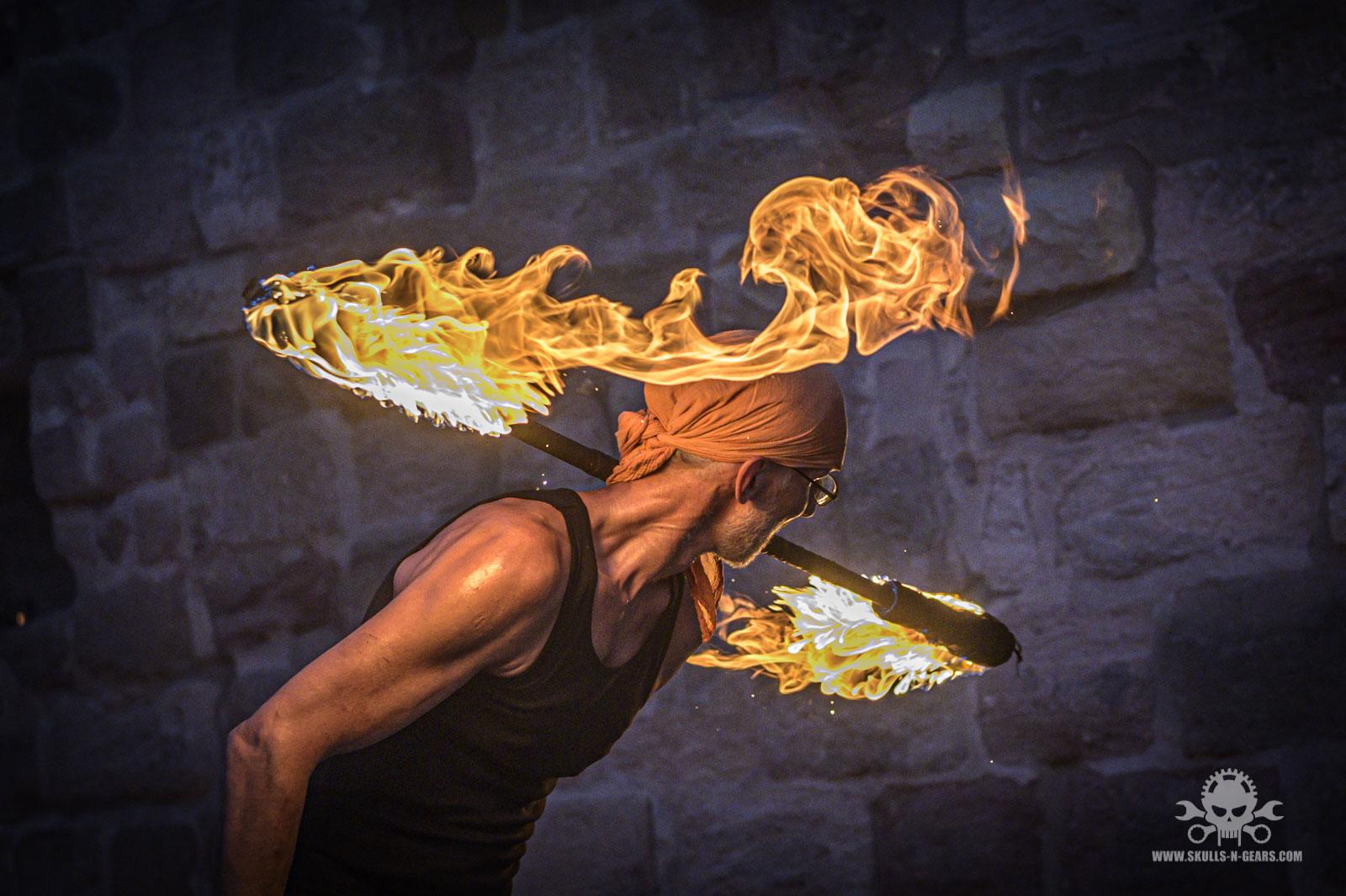 Feuertanz Festival 2019 - Feuershow-1183