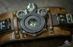 Steampunk Uhr [010030015] - 14