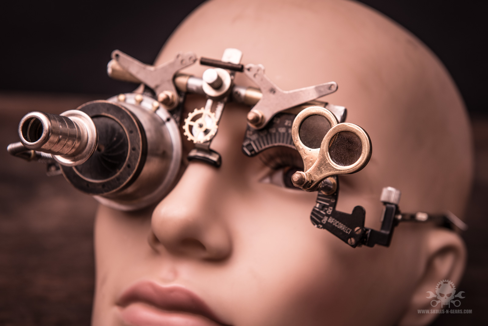Steampunk Brille [020030044]