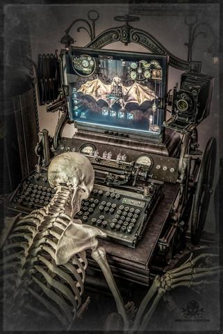 Dead Man Working - [ DMW-01 ]