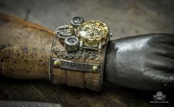 Steampunk Uhr [010030018] -27