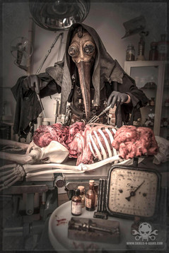Plague Doctor V - [ PD-05b ]