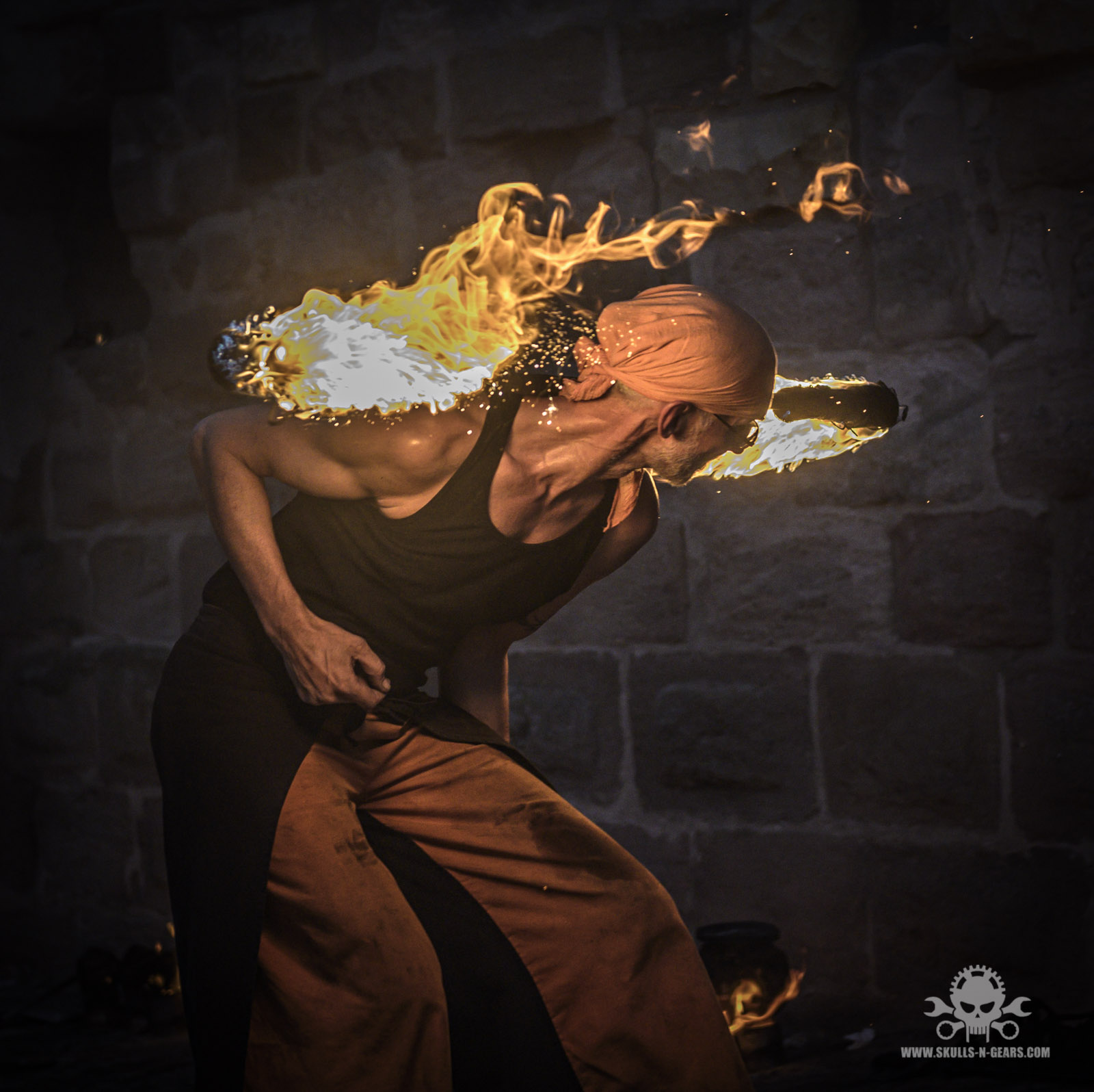 Feuertanz Festival 2019 - Feuershow-1178