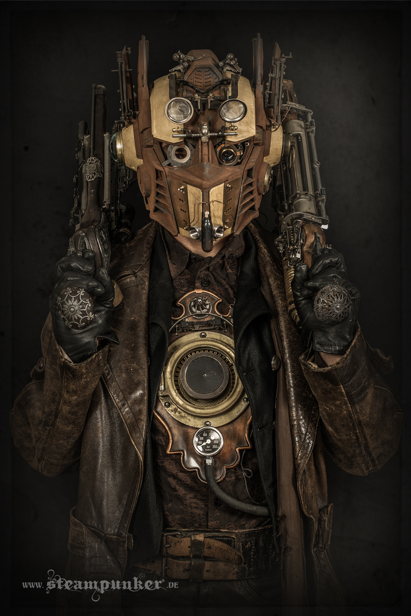 Steampunk Transformer Clothing