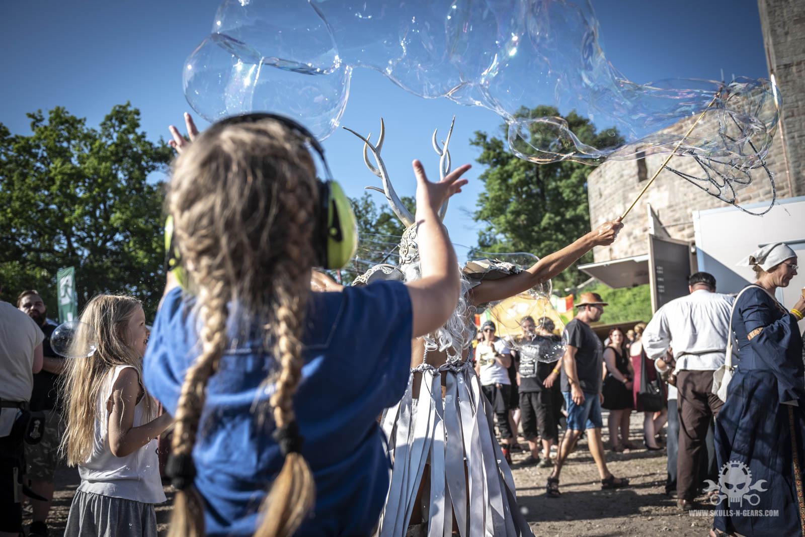 Feuertanz Festival 2019 - Seifenblasen-2