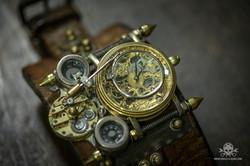 Steampunk Uhr [010030014] -17