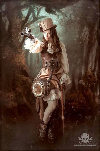 Steamgirl III - [ SG-03b ]