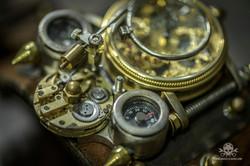 Steampunk Uhr [010030014] -24