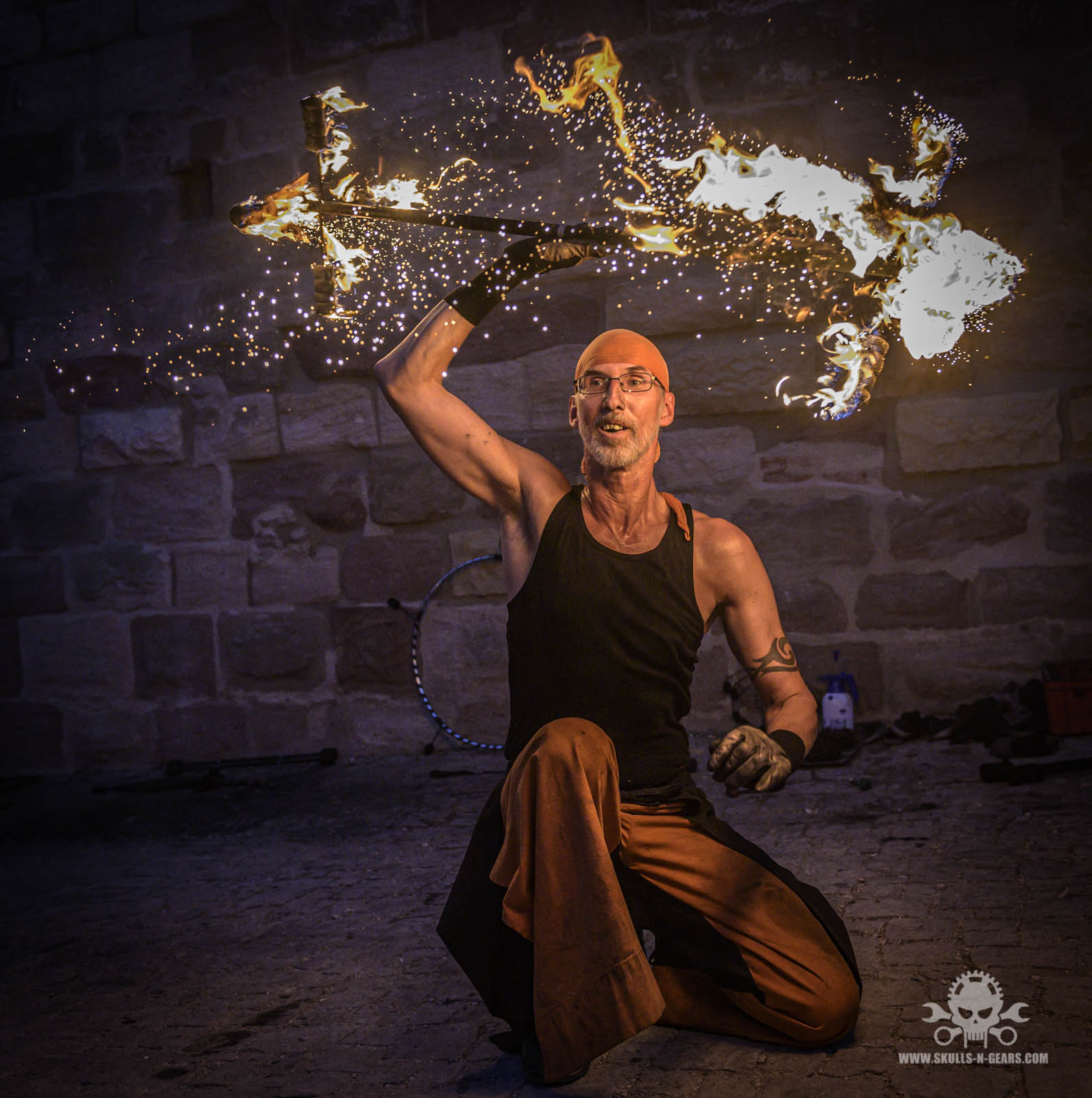 Feuertanz Festival 2019 - Feuershow-1236