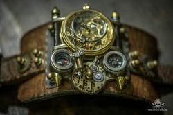 Steampunk Uhr [010030014] -18