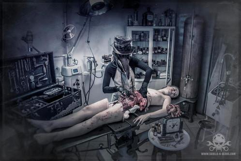 Plague Doctor IV - [ PD-04b ]