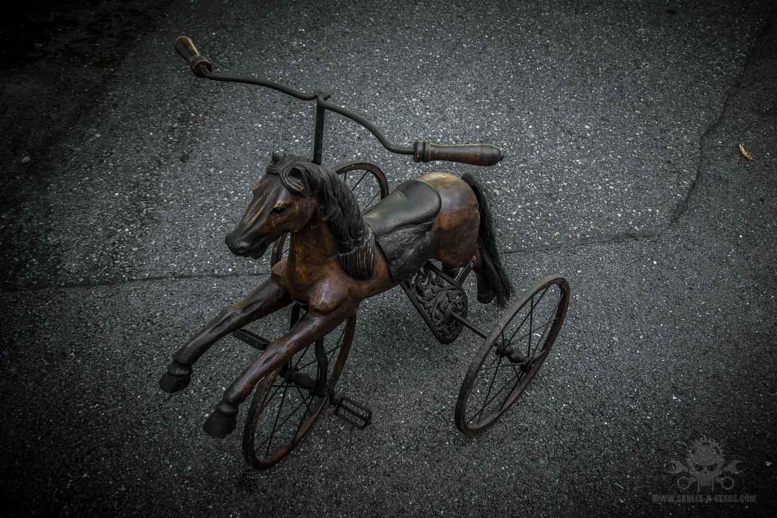 Dreirad Pferd SP0010107 (1 von 7)