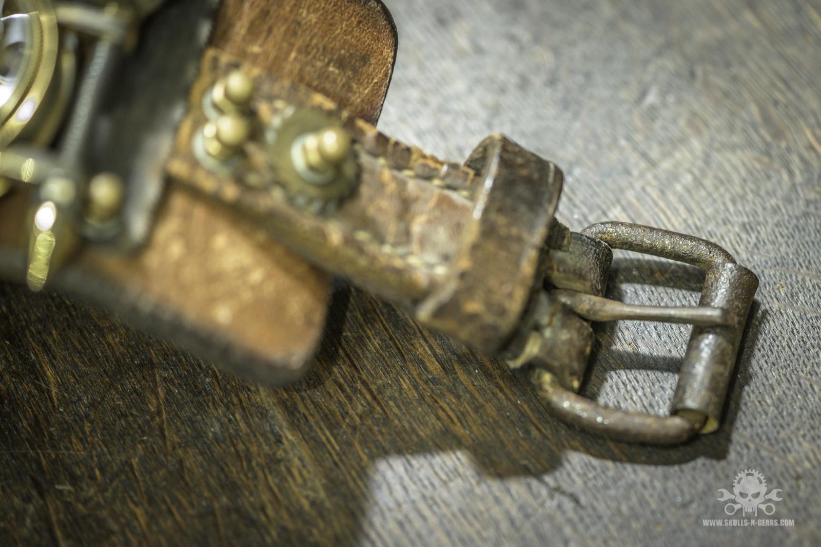 Steampunk Uhr [010030014] -19