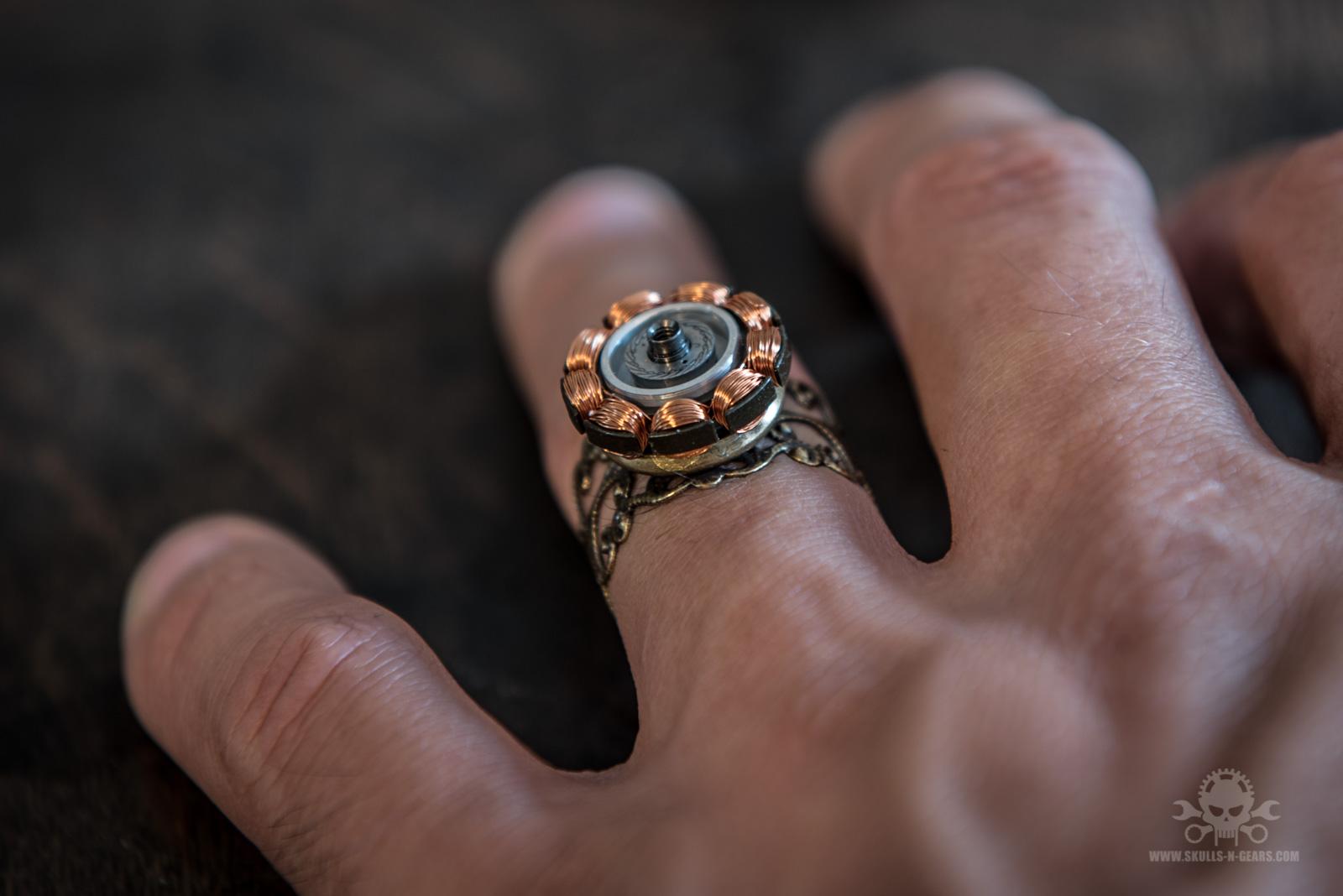050040001 Tesla Ringe