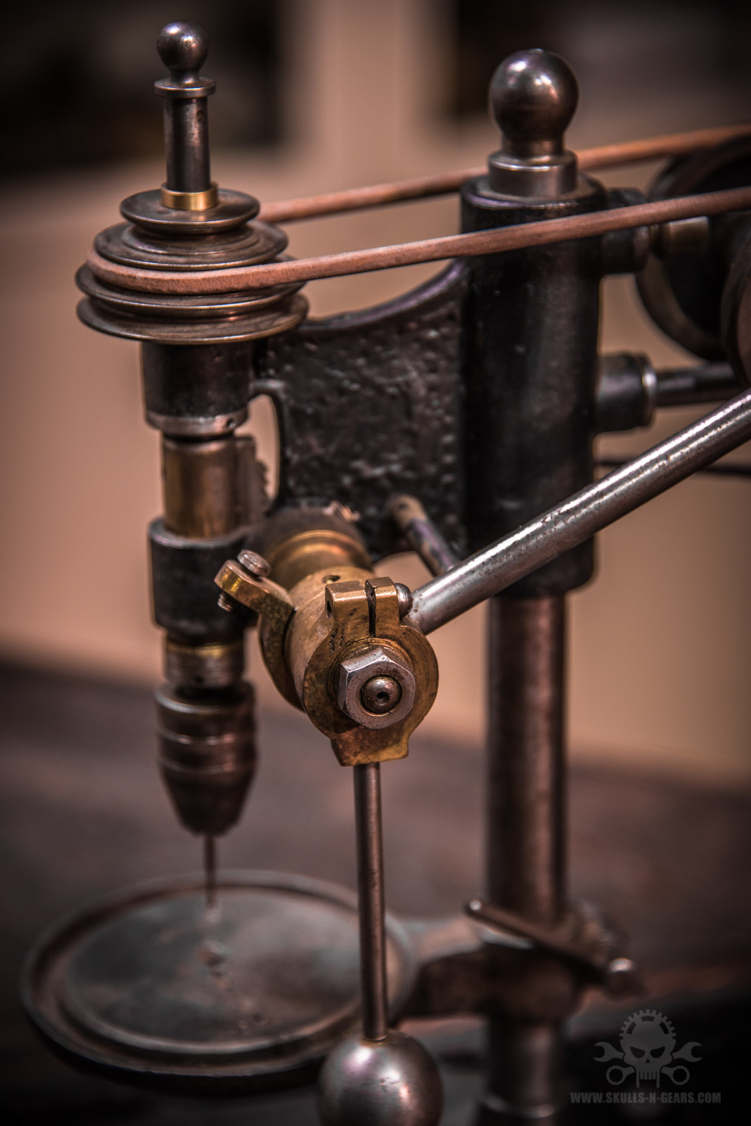 Bohrmaschine SP0010118 (10 von 11)