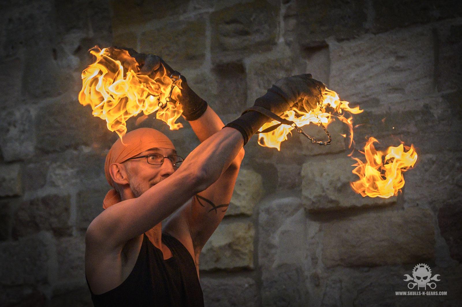 Feuertanz Festival 2019 - Feuershow-1138