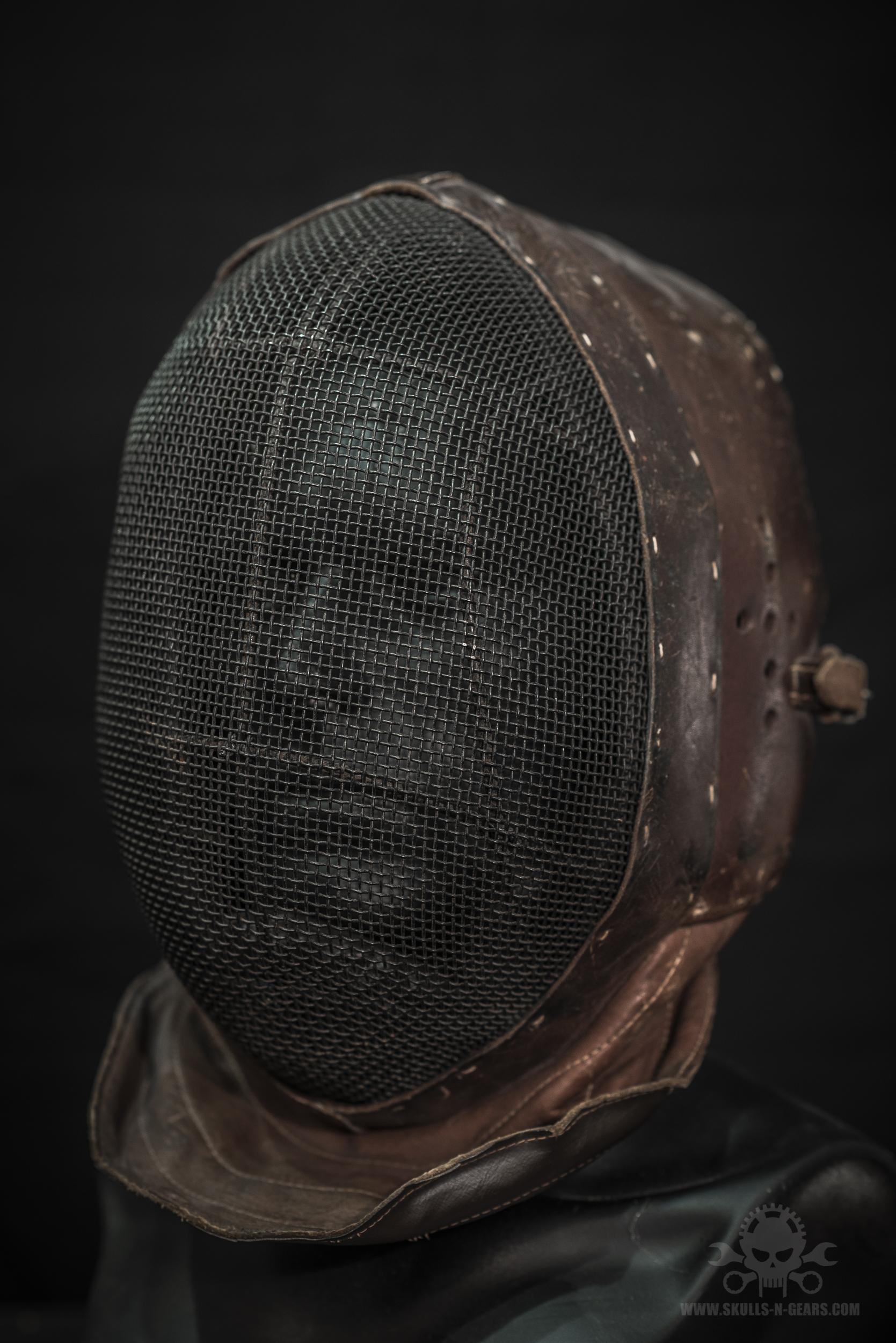 Fechthelm / Fechtmaske