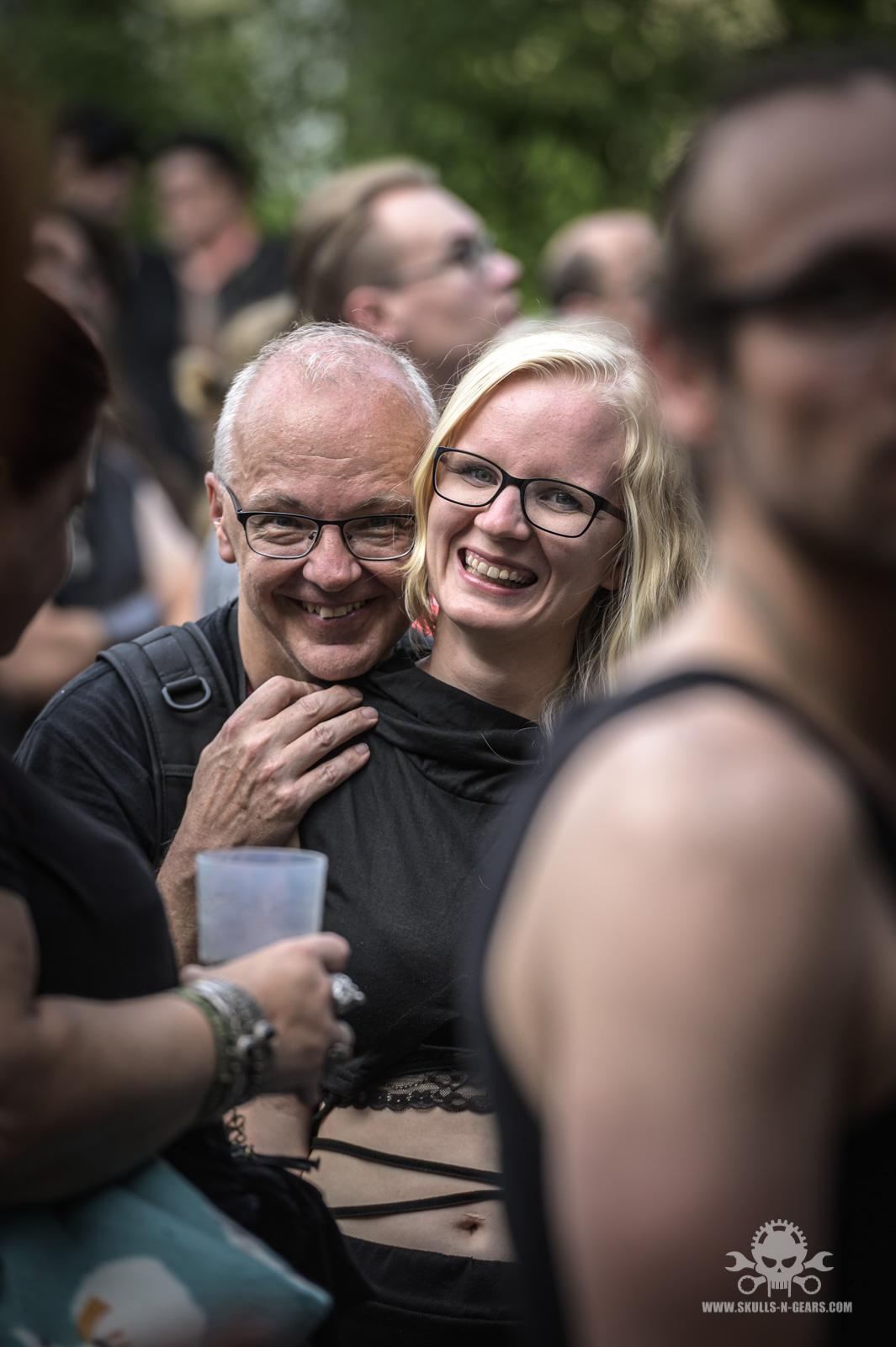 Schlosshof Festival - Ye Banished Privat