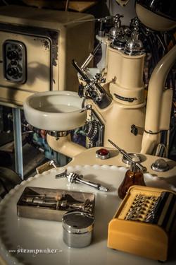 steampunk props