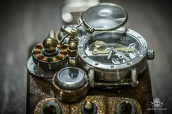 Steampunk Uhr [010030017] -15