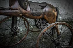 Dreirad Pferd SP0010107 (7 von 7)