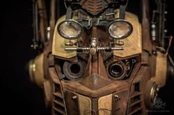 Steampunk Transformer