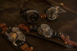 Steampunk Uhren