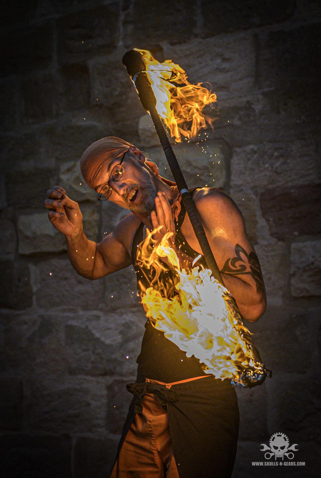 Feuertanz Festival 2019 - Feuershow-1189