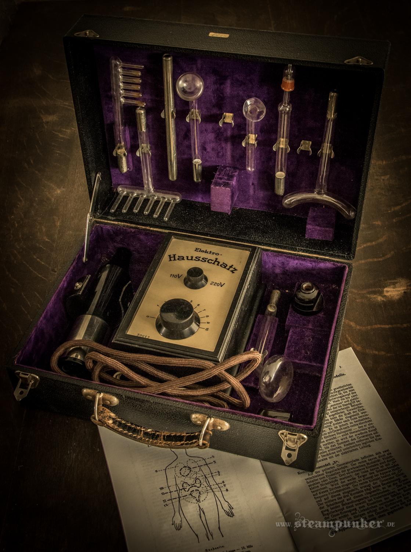 violet-ray unit