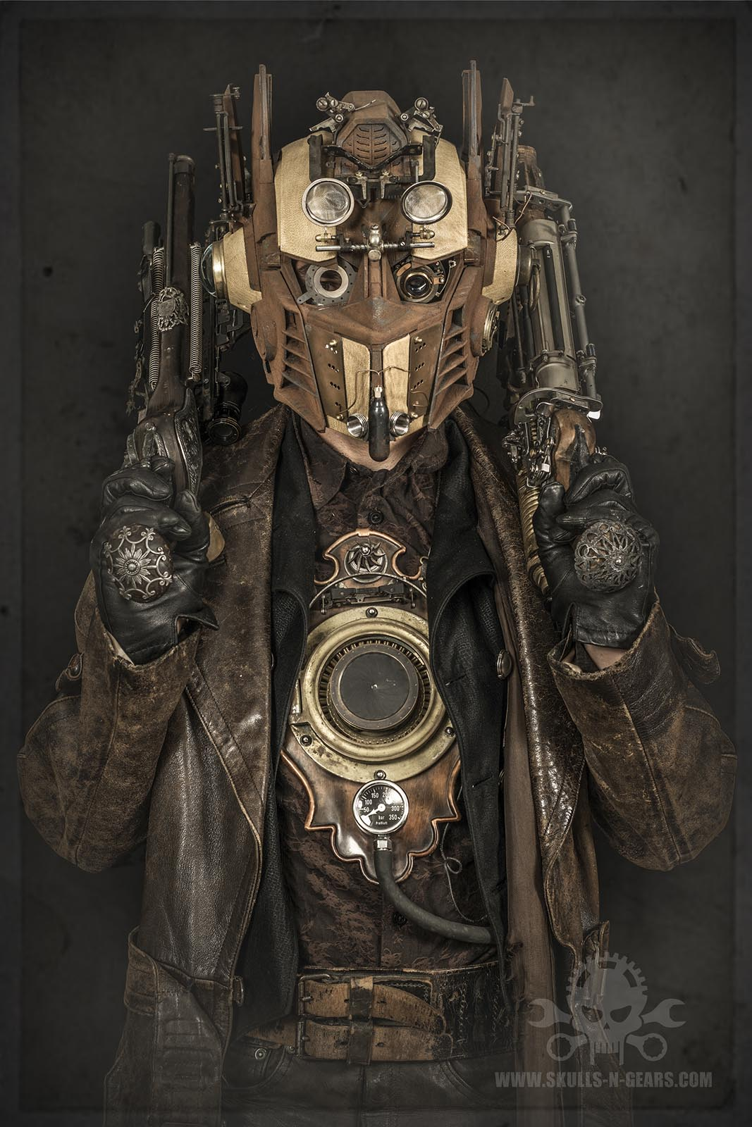 Steampunk Warrior I