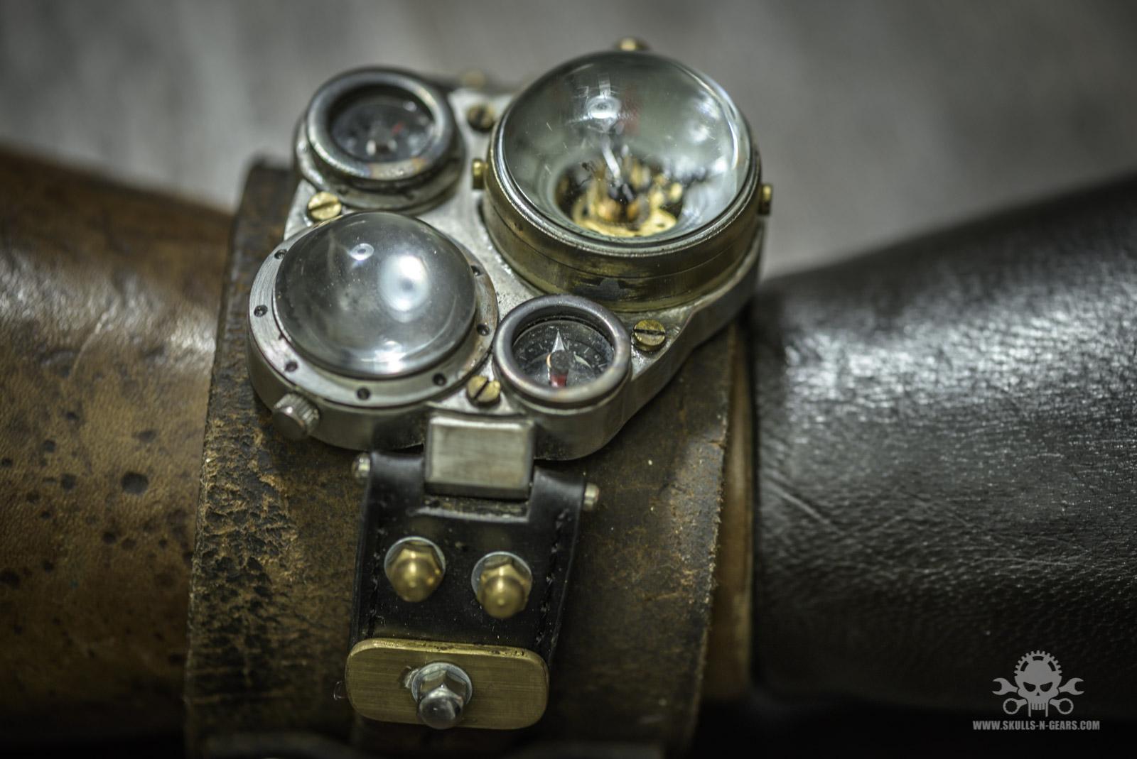 Steampunk Uhr [010030010] -41
