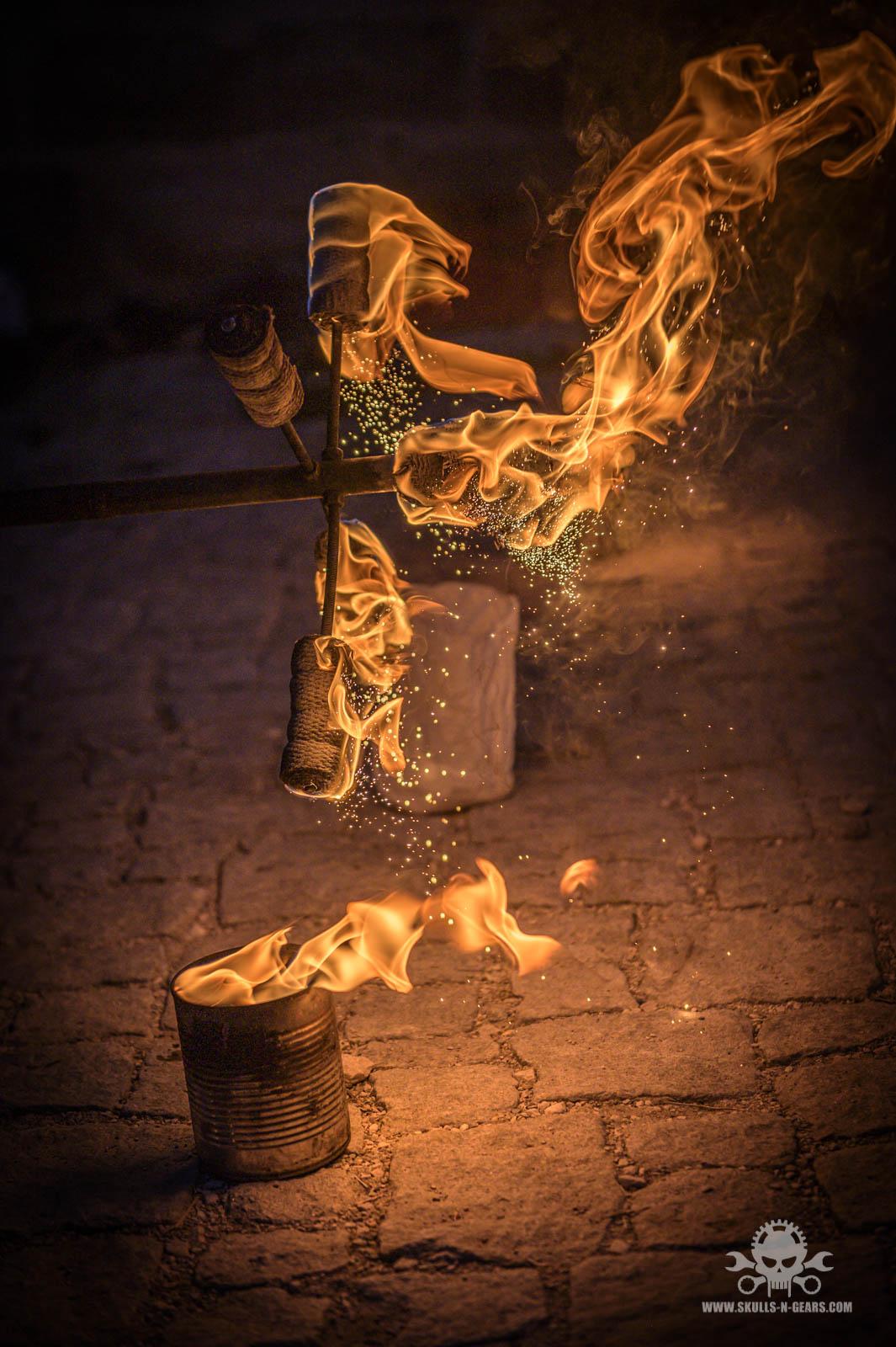Feuertanz Festival 2019 - Feuershow-1231