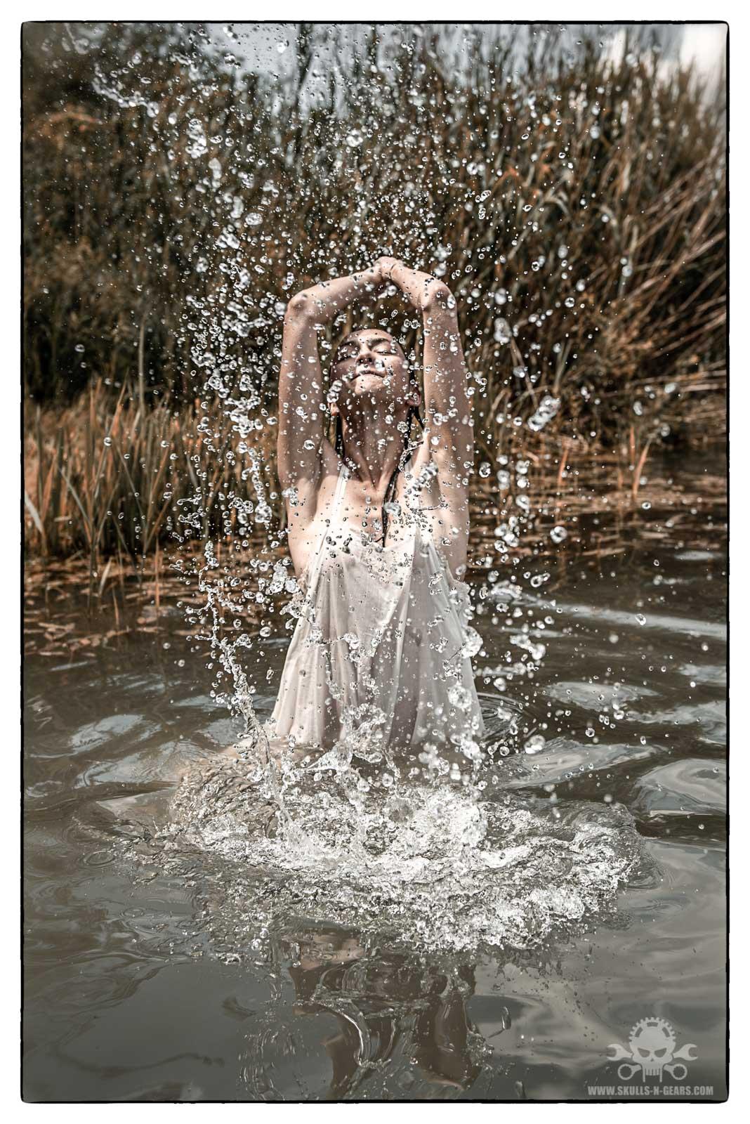 Stille Wasser --12