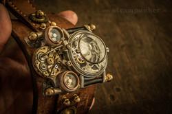 Steampunk Watch - Timemachine
