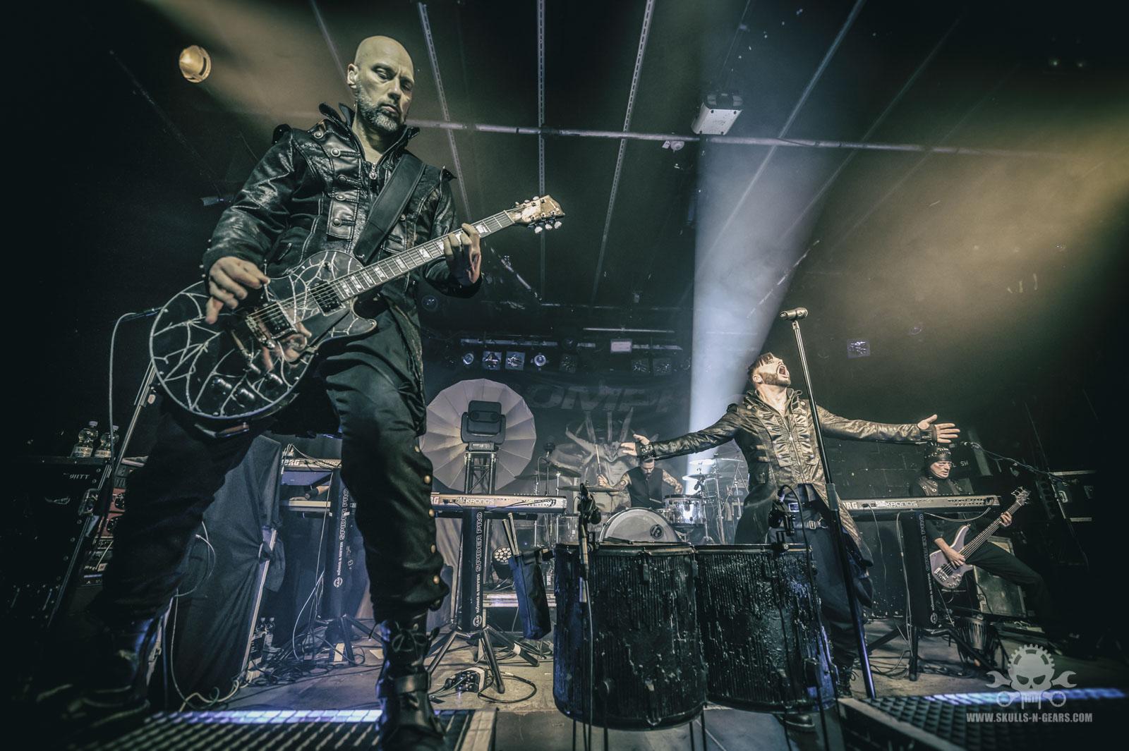 OOMPH! - Ritual Tour 2019 Hirsch -138