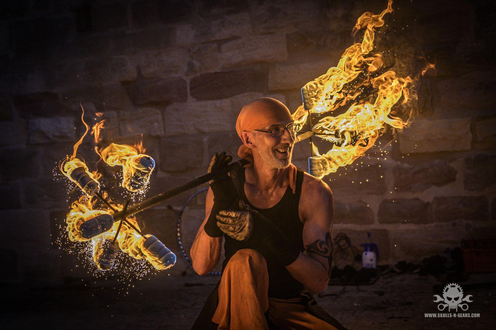 Feuertanz Festival 2019 - Feuershow-1235